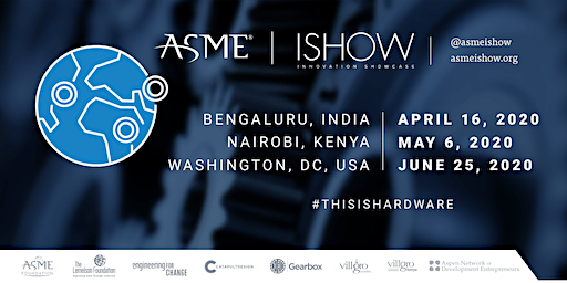 2020 ASME ISHOW – India