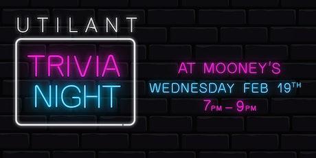 Utilant does DJ Trivia Night tickets