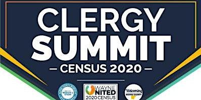 Wayne County 2020 Census Clergy Summit