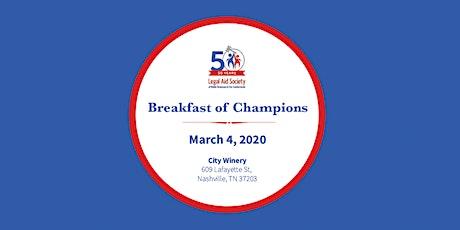 Breakfast of Champions tickets