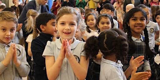 ST. MARK Admissions Event (Pre-School - Grade 8)