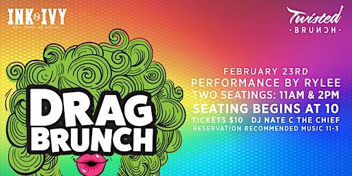 Twisted Brunch Series: Drag Brunch