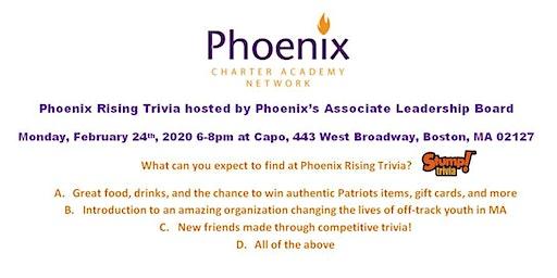 Phoenix Rising Trivia