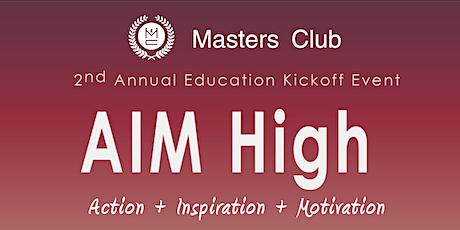 2nd Annual AIM High tickets