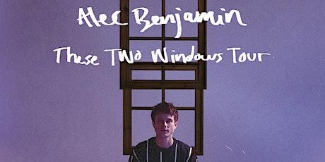 Alec Benjamin, Harry Hudson tickets