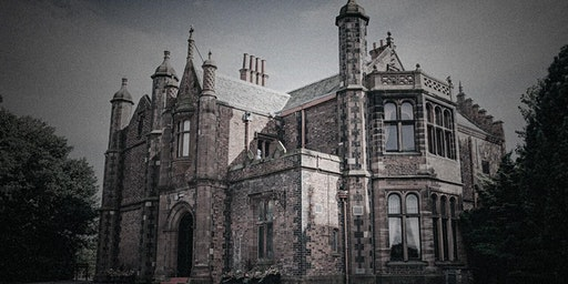 Walton Hall Ghost Hunt, Cheshire   Friday 6th March 2020