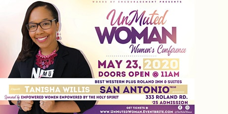 UnMuted Woman Women's Conference - San Antonio tickets
