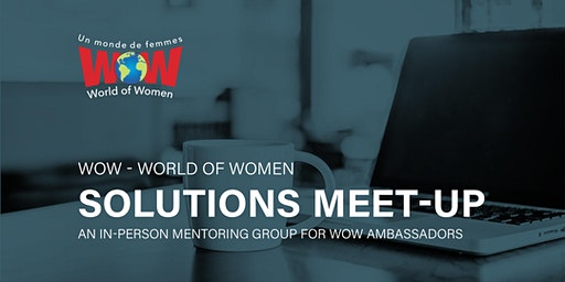 WOW Solutions Meet-Up