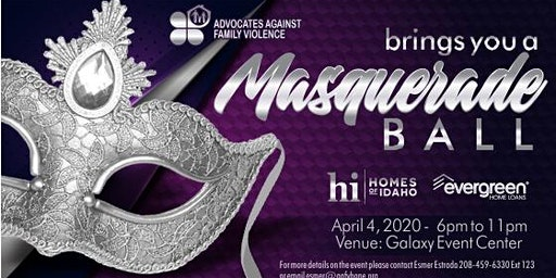 Advocates Against Family Violence Night of Hope Masquerade Ball