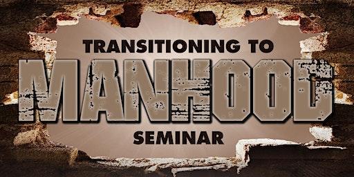 Hoodstock's Transitioning to Manhood Seminar