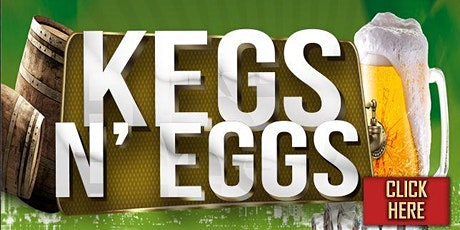 Kegs n' Eggs St Paddy's Kickoff Party at Hard Rock Baltimore tickets