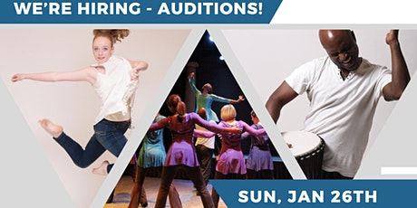 Dance & Bmore Ensemble Auditions tickets