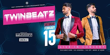 TWINBEATZ! Live inside Union Hall! tickets