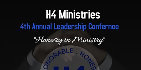 H4 Leadership Conference 2020 tickets
