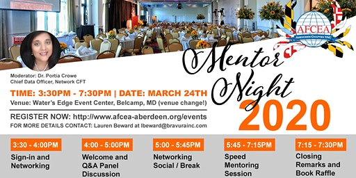 5th Annual Young AFCEA Mentor Protege and Networking Night