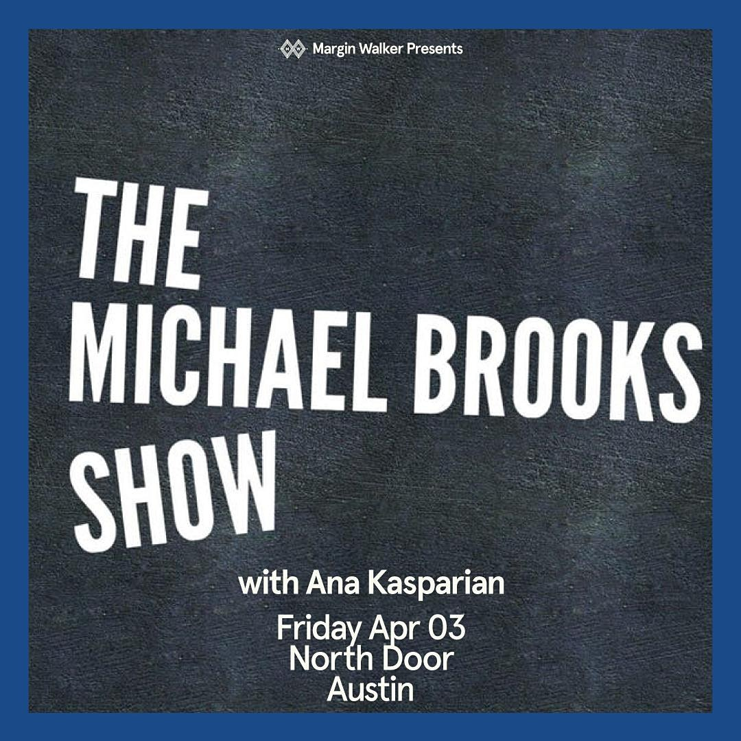 Margin Walker presents: The Michael Brooks Show w/ Abby Martin and Ana Kasparian