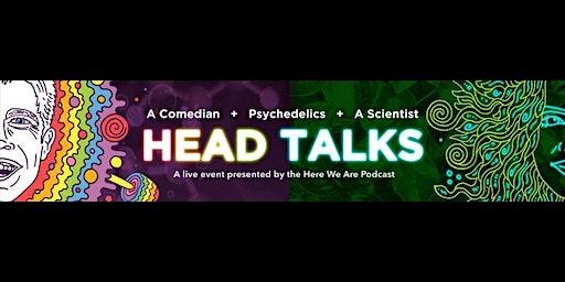 Head Talks w/ Shane Mauss LIVE at Harry's