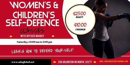 Protect Yourself: Safety and Self Defense Workshop