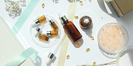 Self-care with essential oils make and take workshop tickets