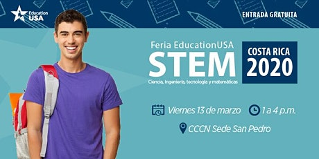 EducationUSA 2020 STEM Fair entradas