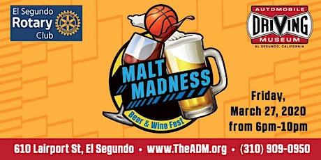 Malt Madness 2020 tickets