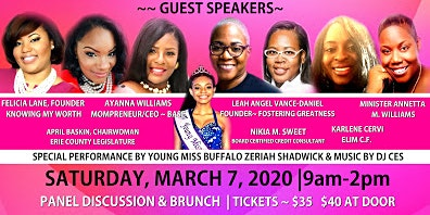 You Dont Know MY Story, 200 WOMEN in PINK Empowerment Symposium