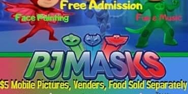 Party with PJ Mask