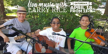 Live Music with Larry Rice tickets