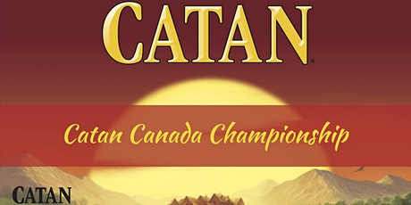 Canadian Catan Championship Qualifier 2020 #1 tickets
