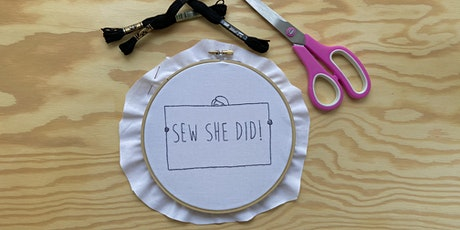 Sew She Did - Art Show tickets