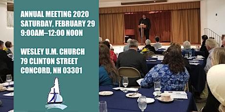 NH Council of Churches Annual Meeting tickets