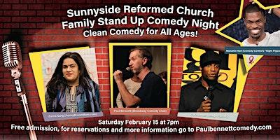 Sunnyside+Reformed+Church+Family+Comedy+Night