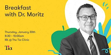Meet Dr. Moritz! tickets