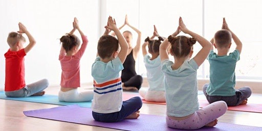 Kids Yoga Class Pack Special
