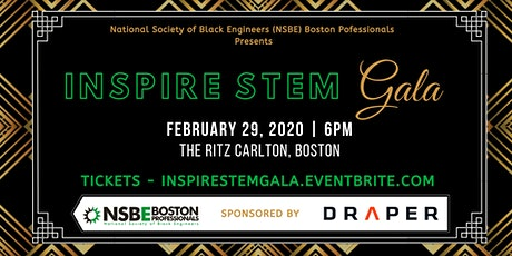 INSPIRE STEM Gala presented by NSBE Boston tickets