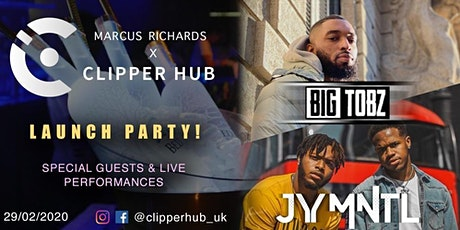 ClipperHub Launch Party! tickets