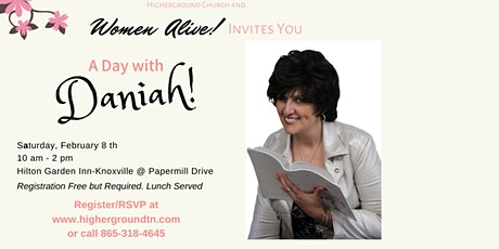 A Day with Daniah! tickets