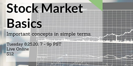 Stock Market Basics tickets