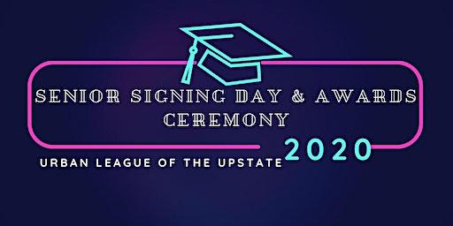 2020 Senior Signing Day- HIGH SCHOOL SENIORS ONLY