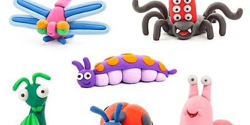 Clay Bugs Children's Workshop age 5-7 years