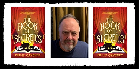 KIDSLitFest - The Book of Secrets tickets