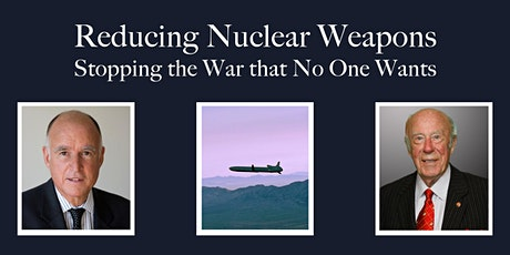 Reducing Nuclear Weapons: Stopping the War That No One Wants tickets