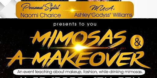 Mimosas & A Makeover