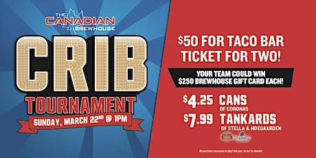 Fort Saskatchewan Crib Tournament! tickets
