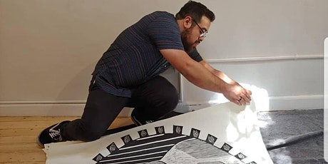 Printmaking Workshop with Benjamin Munoz tickets