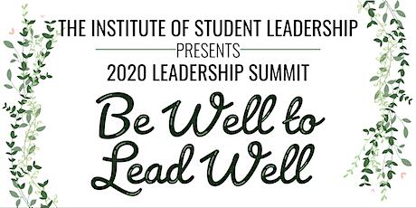 Student Leadership Summit tickets