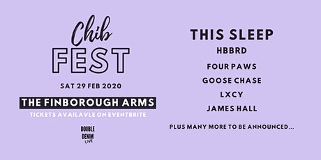 Chibfest 2020 tickets
