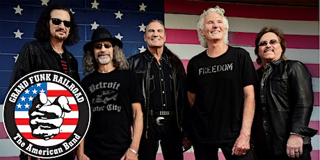 Grand Funk Railroad tickets