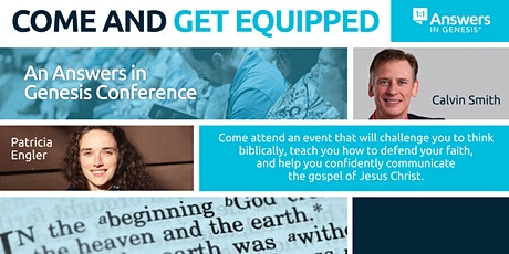 Answers In Genesis Conference (NB) tickets