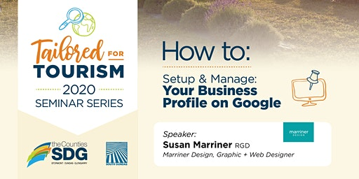 Tailored For Tourism - How to: Setup/Manage Your Business Profile on Google